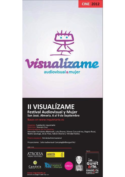Cartel Visualizame